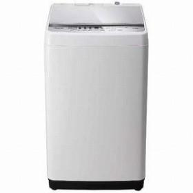 ハイセンス 全自動洗濯機 (洗濯5.5kg) HW-G55A-W ホワイト
