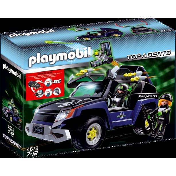 Playmobil 摩比 4878 特務車