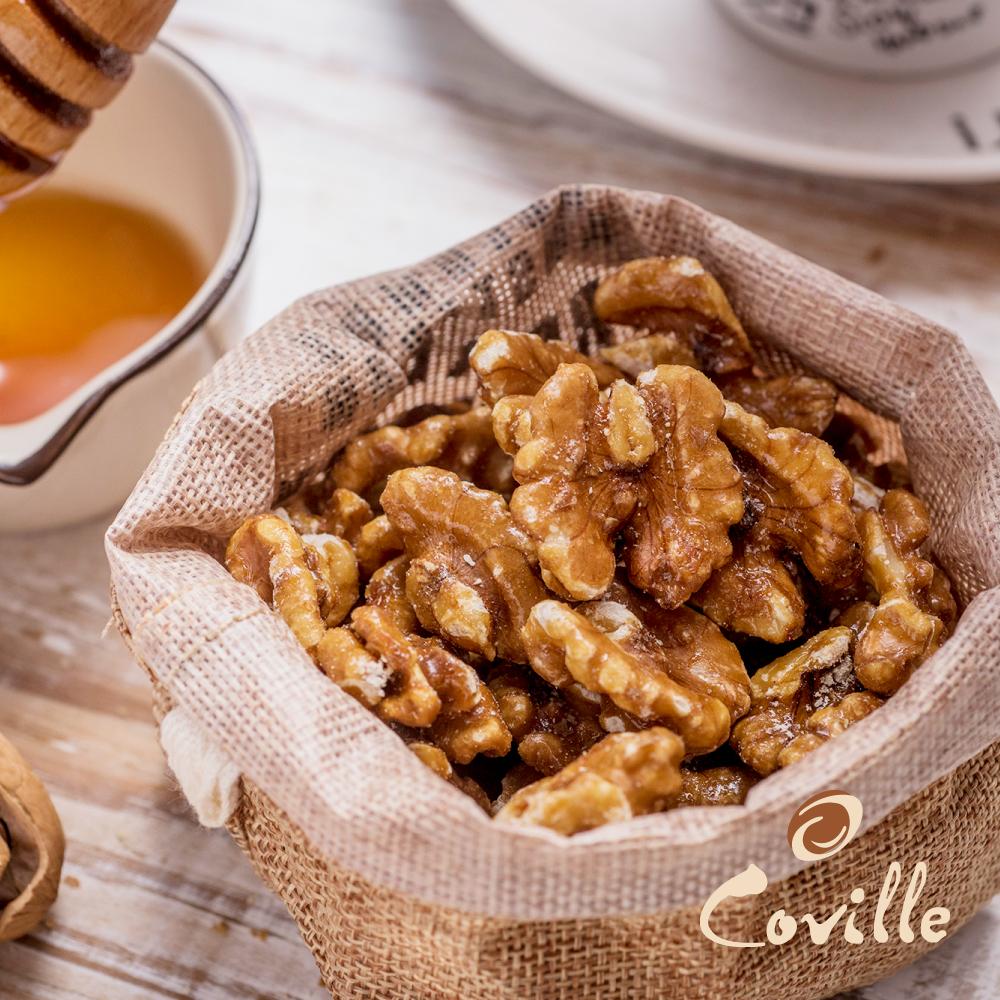 【可夫萊精品堅果】 楓糖蜜核桃150g 低溫烘焙 養生 團購 美食