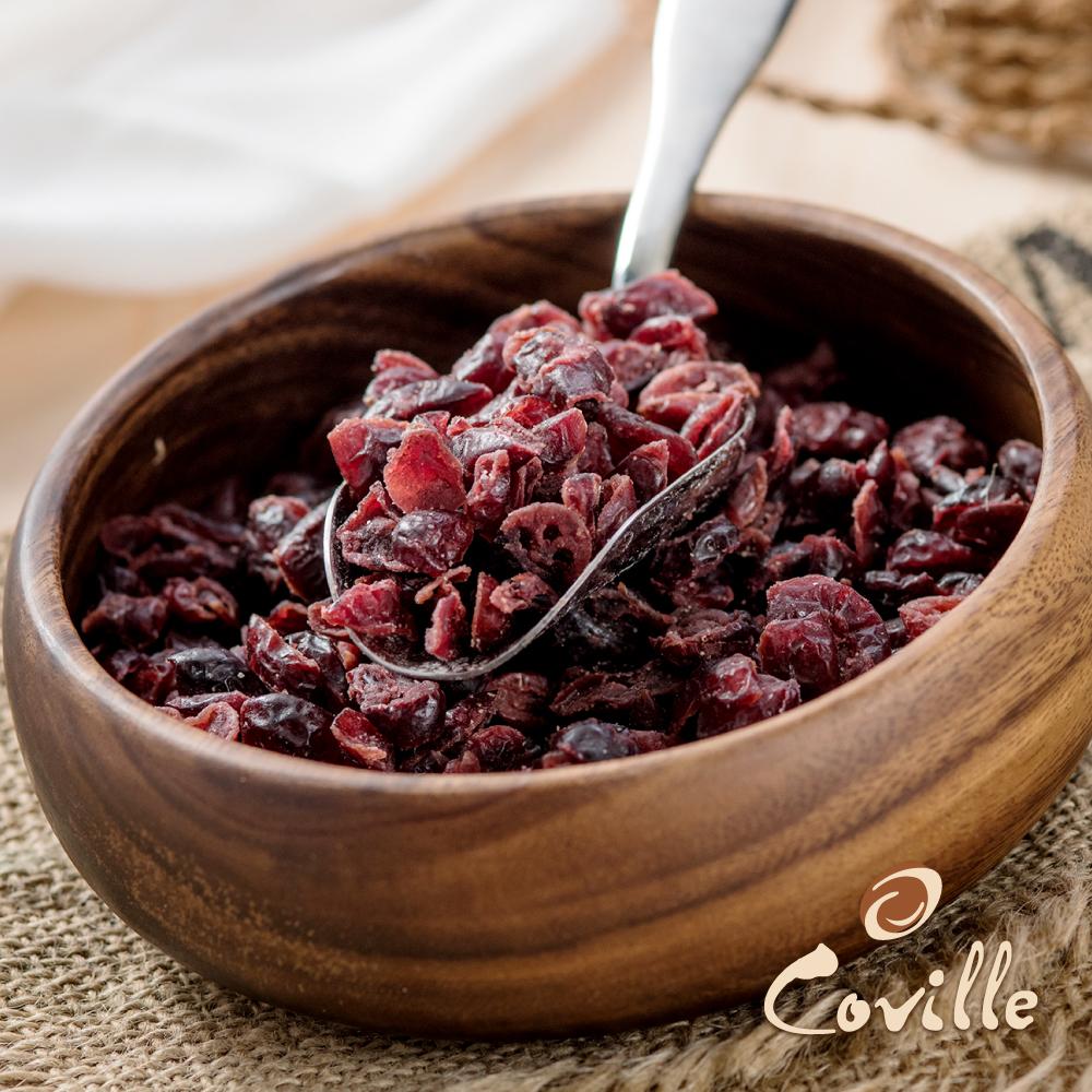 【可夫萊精品堅果】 雙活菌蔓越莓200g 果乾 天然 健康 養生