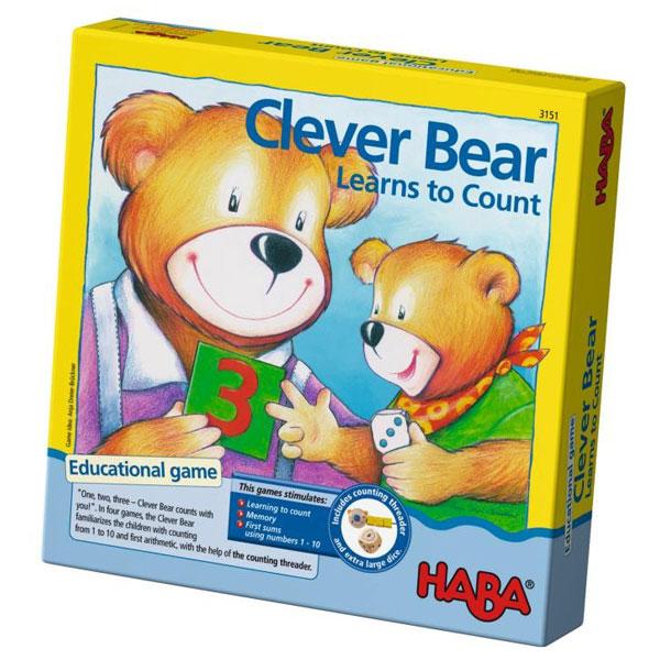 HABA 3151 聰明小熊 / 數學小熊