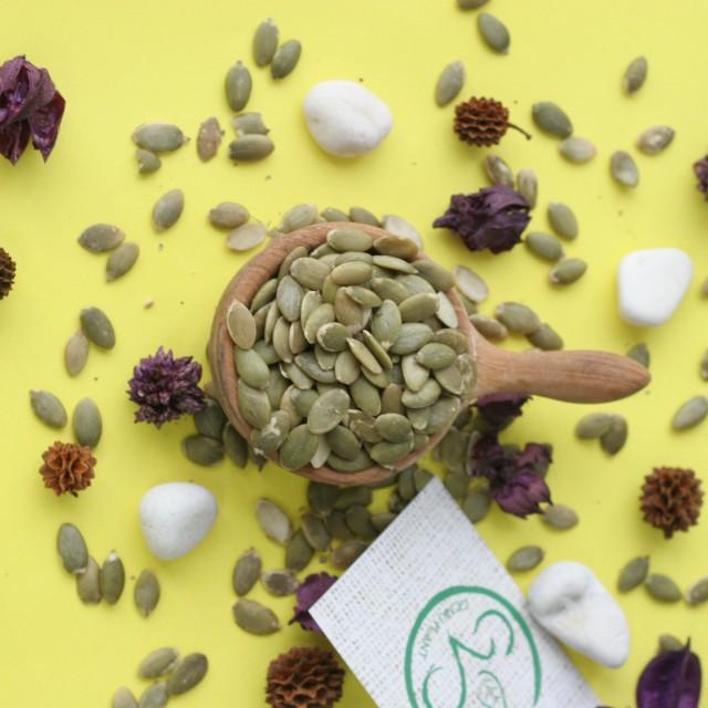 Pumpkin Seeds - 1 kg: Rp 145.000