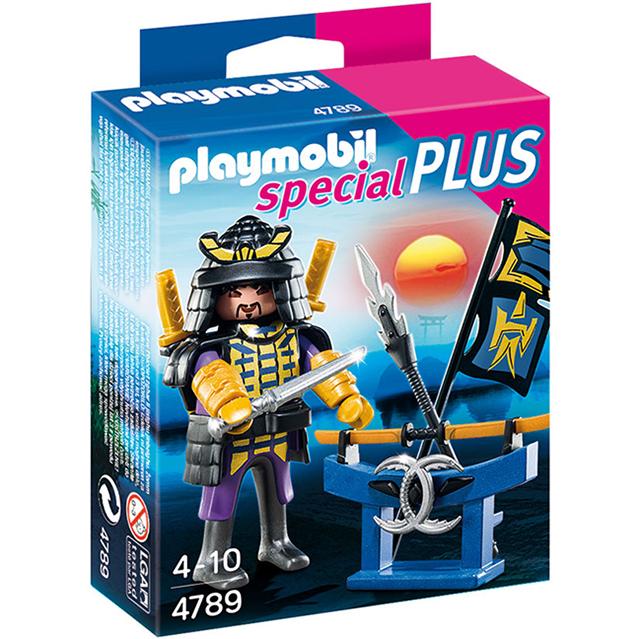 Playmobil 摩比 4789 日本武士