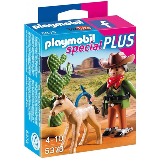 Playmobil 摩比 5373 牛仔