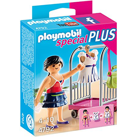 Playmobil 摩比 4792 換裝女孩