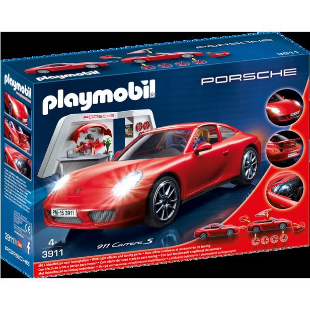 Playmobil 摩比 3911 保時捷 Porsche911