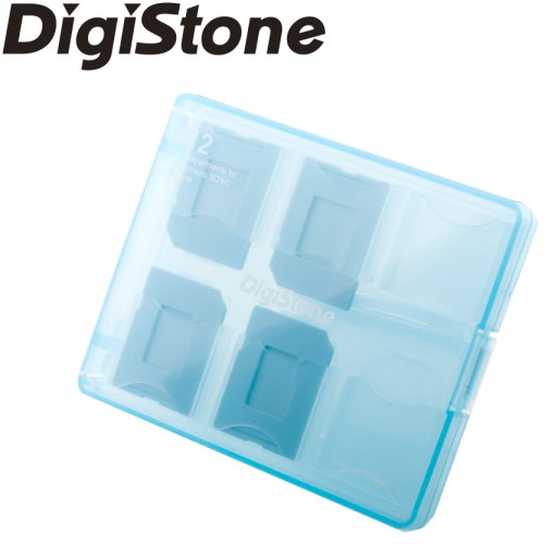 DigiStone 多功能記憶卡收納盒12片裝