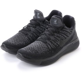 ナイキ NIKE W atmos LUNAREPIC LOW FLYKNIT 2 (BLACK)