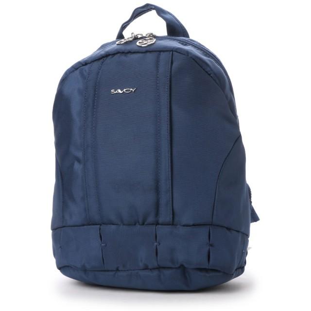 サボイ SAVOY ナイロン素材のバッグ (ネイビー)