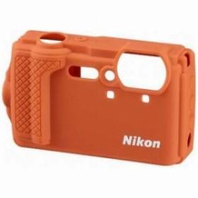ニコン Nikon シリコンジャケット CF-CP3 (オレンジ)