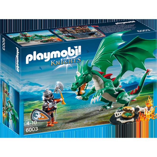 Playmobil 摩比 6003 噴火飛龍