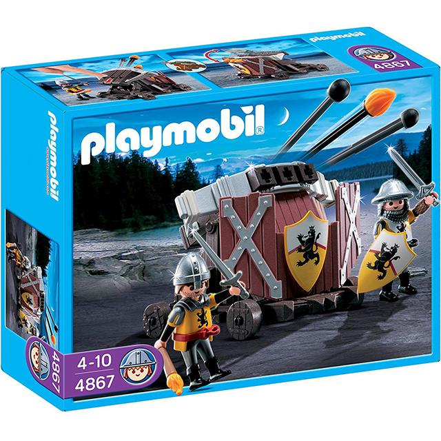 Playmobil 摩比 4867 獅子帝國騎士