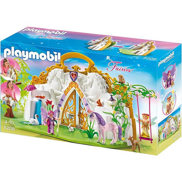 Playmobil 摩比 5208 獨角獸 手提盒