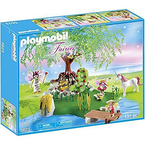Playmobil 魔比 5623 仙女與獨角獸