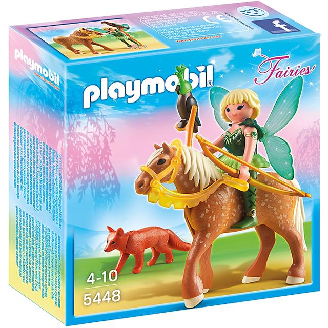 Playmobil 摩比 5448 森林仙女與小馬