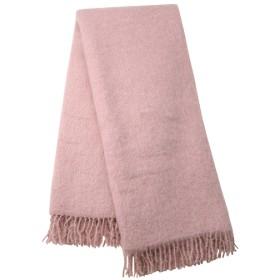 LAPUAN KANKURIT ラプアン カンクリ SAAGA UNImohair blanket ピンク