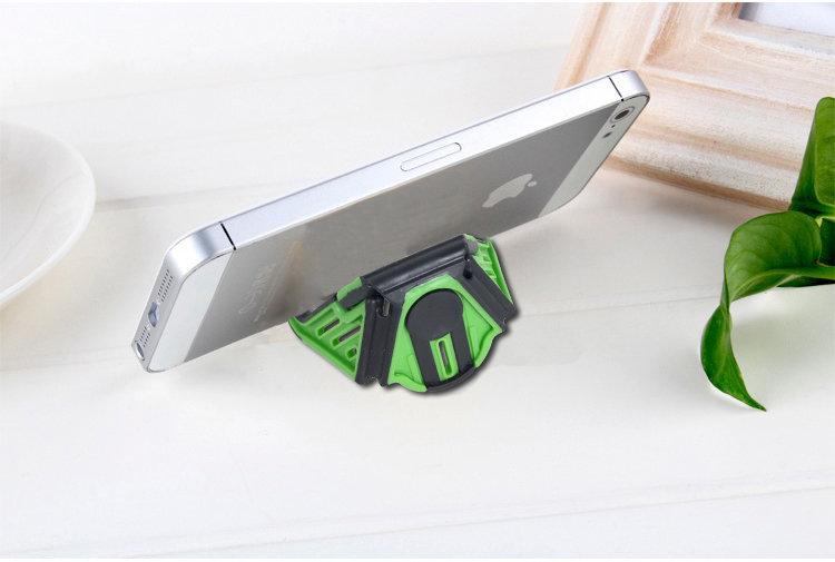 手機支架【PCI013】手機平板懶人支架 防滑 防刮 防水痕 TPU 行動電源 手機殼 手機套 收納女王