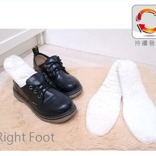 鞋墊 【IAA019】100%澳洲羊毛鞋墊 舒適保暖 (現貨供應)可剪栽 全家大小皆適用 天然發熱羊毛-收納女王