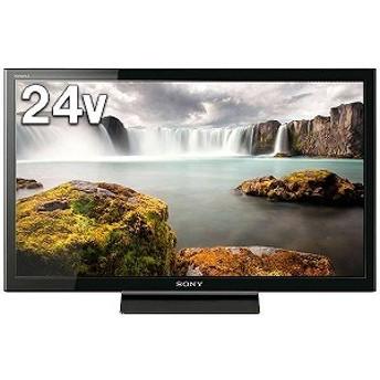 ソニー SONY 24V型ハイビジョン液晶テレビ「BRAVIA(ブラビア)」 KJ-24W450E (別売USB HDD録画対応)
