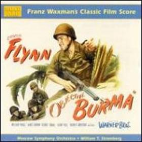 ワックスマン(1906-1967)/Objective Burma!(Orginal Score): Stromberg / Bratislava. so