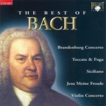 バッハ(1685-1750)/とっつきやすいクラシック 5-best Of J.s.bach