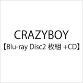 CRAZYBOY/Neotokyo World (+cd)