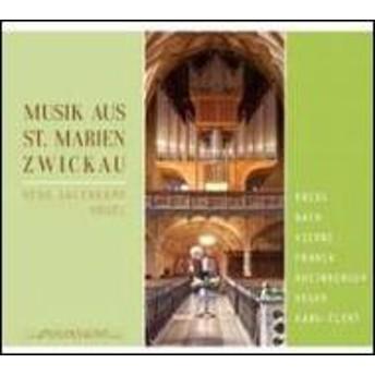 Organ Classical/Henk Galenkamp: Music From St Marien Zwickau