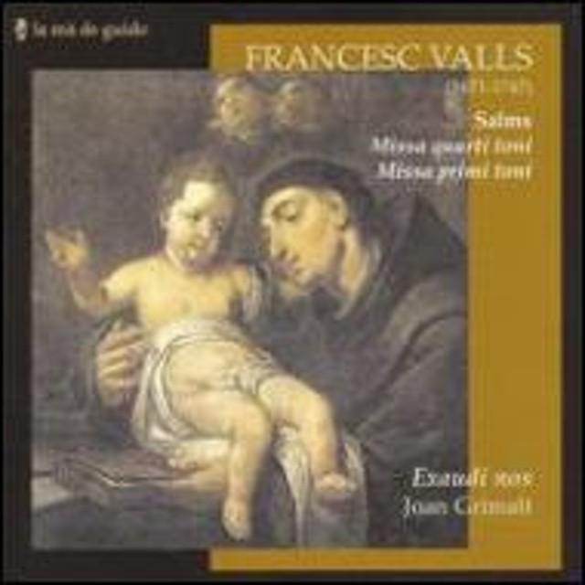 Valls Francisco (1665-1747)/Masses: Grimalt / Exaudi Nos