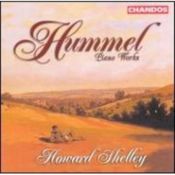 フンメル(1778-1837)/Piano Works: Shelley