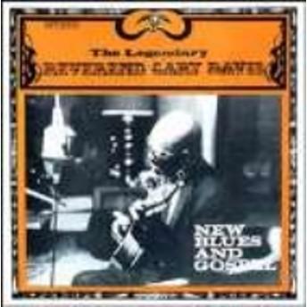 Gary Davis (Reverend Rev)/New Blues And Gospel (Ltd)