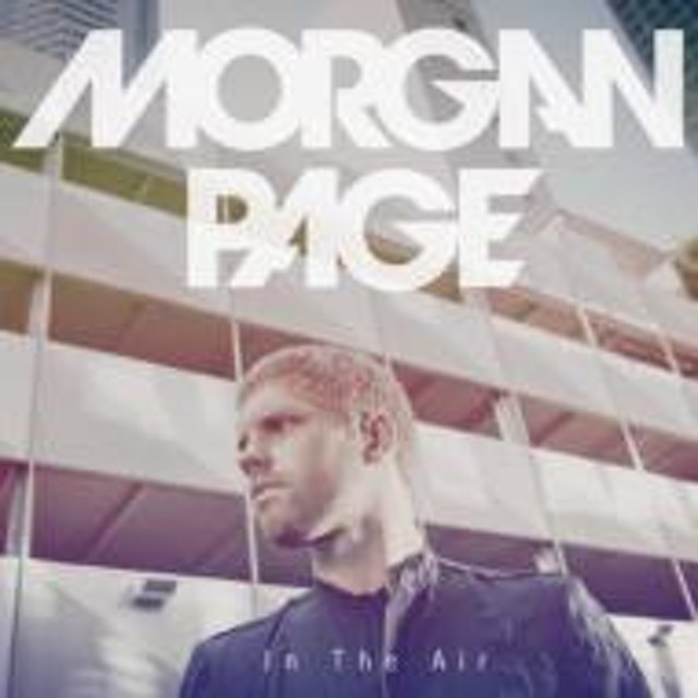 Morgan Page/In The Air (Japan Deluxe Edition)