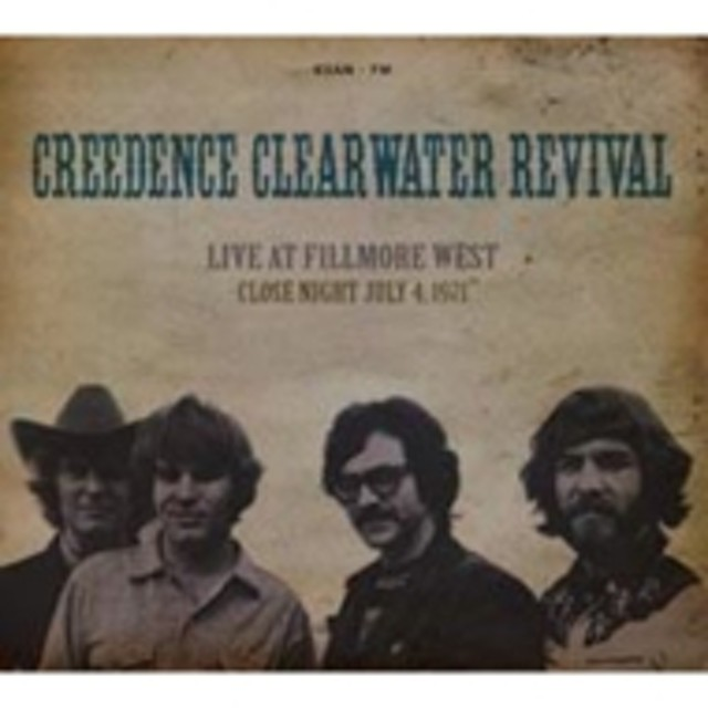 Creedence Clearwater Revival (C C R )/Live At Fillmore West July 4