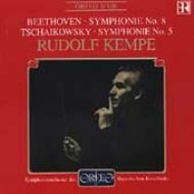 Beethoven / Tchaikovsky/Sym.8 / 5: R.kempe / Bavarian. rso