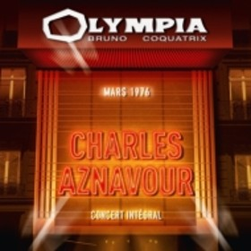 Charles Aznavour/Olympia: Fevrier 1976