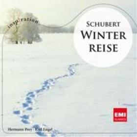 シューベルト(1797-1828)/Winterreise: Prey(Br) K.engel(P)