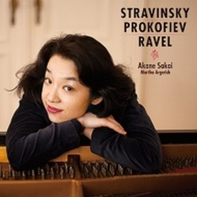 ストラヴィンスキー(1882-1971)/(Piano Duo)le Sacre Du Printemps: Argerich 酒井茜 +prokofiev: Sonata 3 Ravel Et