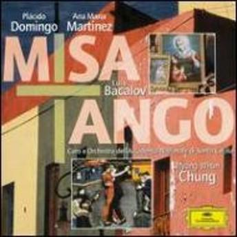 ピアソラ(1921-1992)/(Bacalov)works: Chung Myung-whun / St. cecilia.o Bacalov(P)