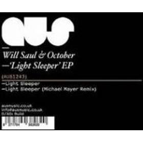 Will Saul / October/Light Sleeper