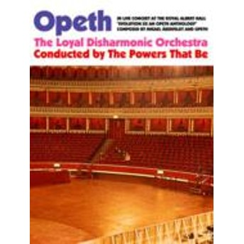 Opeth/In Live Concert At The Royal Albert Hall (+dvd)