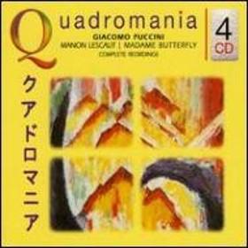 プッチーニ (1858-1924)/Manon Lescaut Madama Butterfly