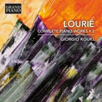 ルリエ、アルテュール(1892-1966)/Complete Piano Works Vol.2: Koukl