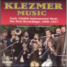 Various/Klezmer Music 1908-1927
