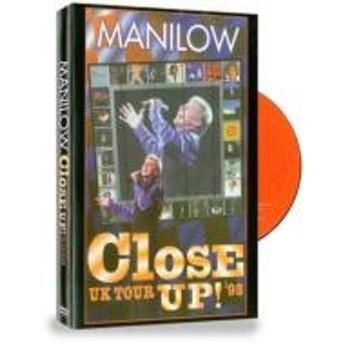 Barry Manilow/Close Up!: Uk Tour '98 (Ltd)