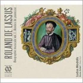 ラッスス(1532-1594)/Biographie Musicale Vol.1-annees De Jeunesse: Boterf / Ludus Modalis