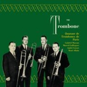 Trombone Classical/The Trombone: Masson(Tb) Quatuor De Trombones De Paris
