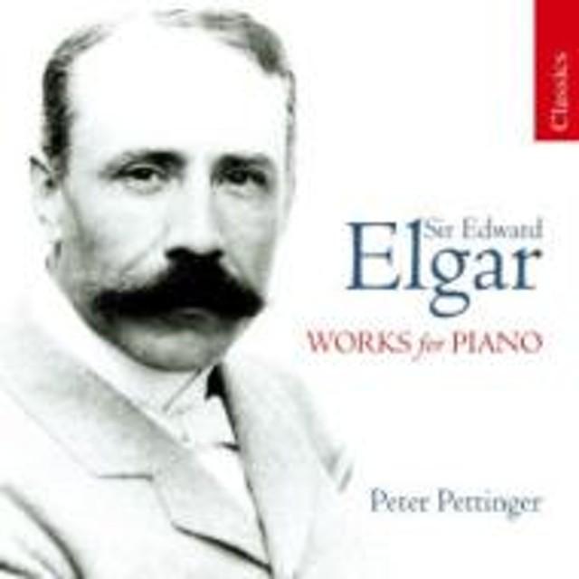エルガー(1857-1934)/Piano Works: Pettinger