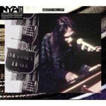 Neil Young/Live At Massey Hall