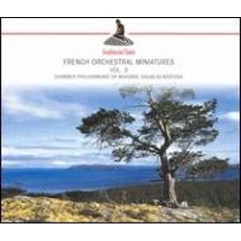オムニバス(管弦楽)/French Orchestral Miniatures Vol.2: Bostock / Bohemian Chamber Po