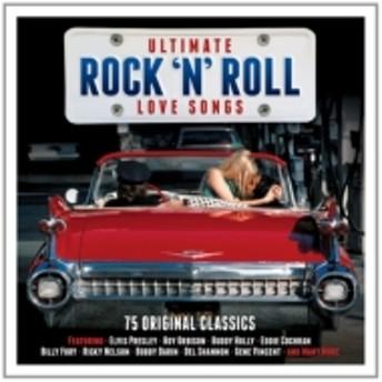 Various/Ultimate Rock 'n' Roll Love Songs