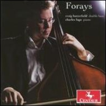 Contrabass Classical/Forays-franck Schubert: Sonata Vaughan-williams: Butterfield(Fg) C.fugo(P)